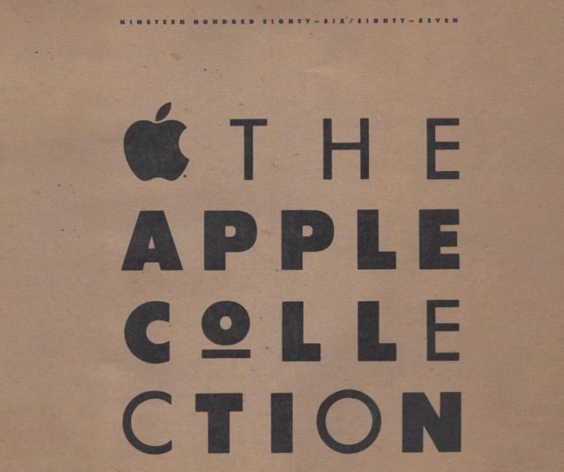 Lang vergessene Apple Kollektionen