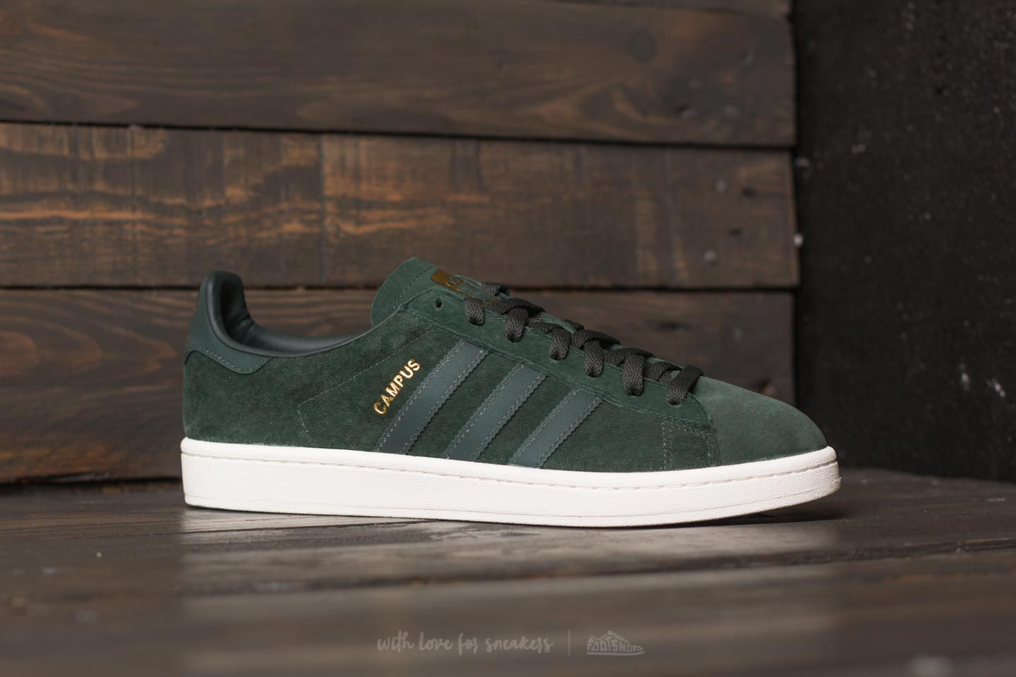 adidas Campus Utility Ivy/ Reflective/ Gold Metalic at a great price 69 €  bestell
