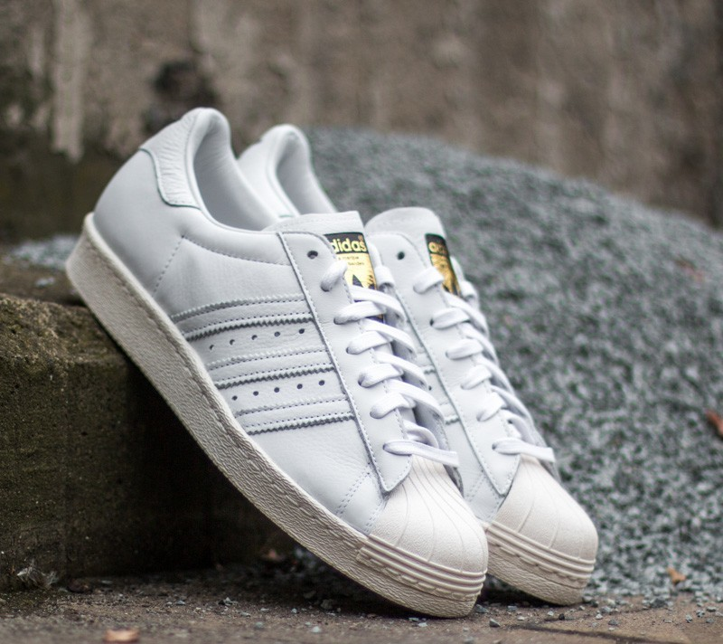 adidas superstar 80s dlx mens Grey